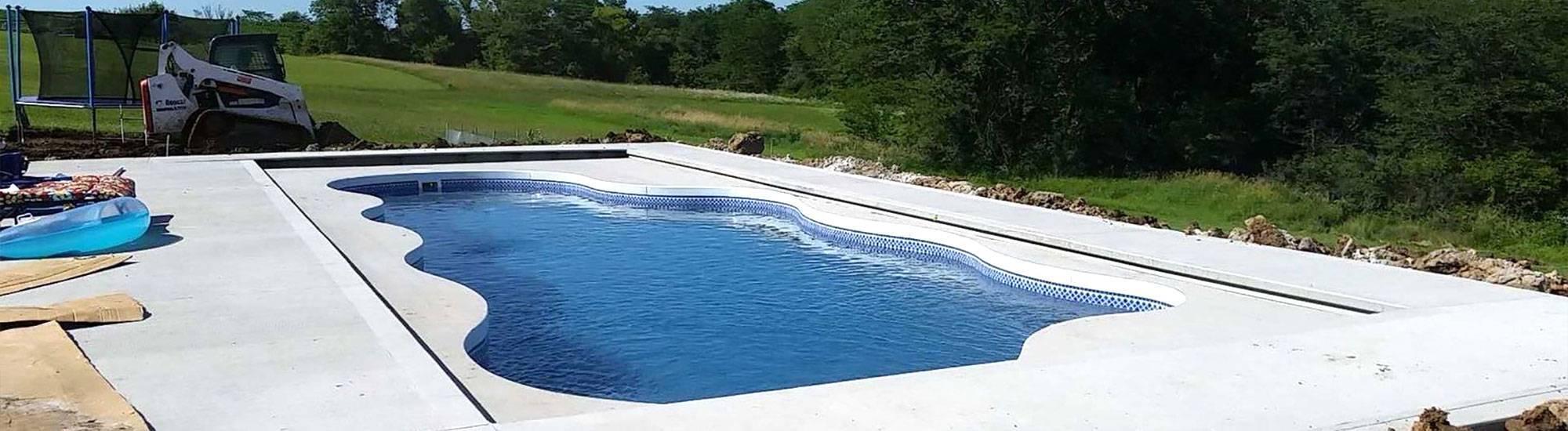 Cmc Pools Of Iowa Inground Swimming Companies Central Fibergl Des Moines Area